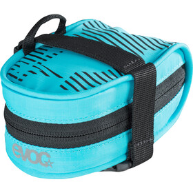 EVOC Race Saddle Bag S, neon blue